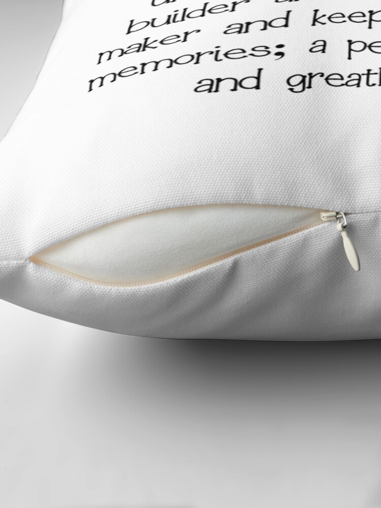Alternate view of Mother Throw Pillow