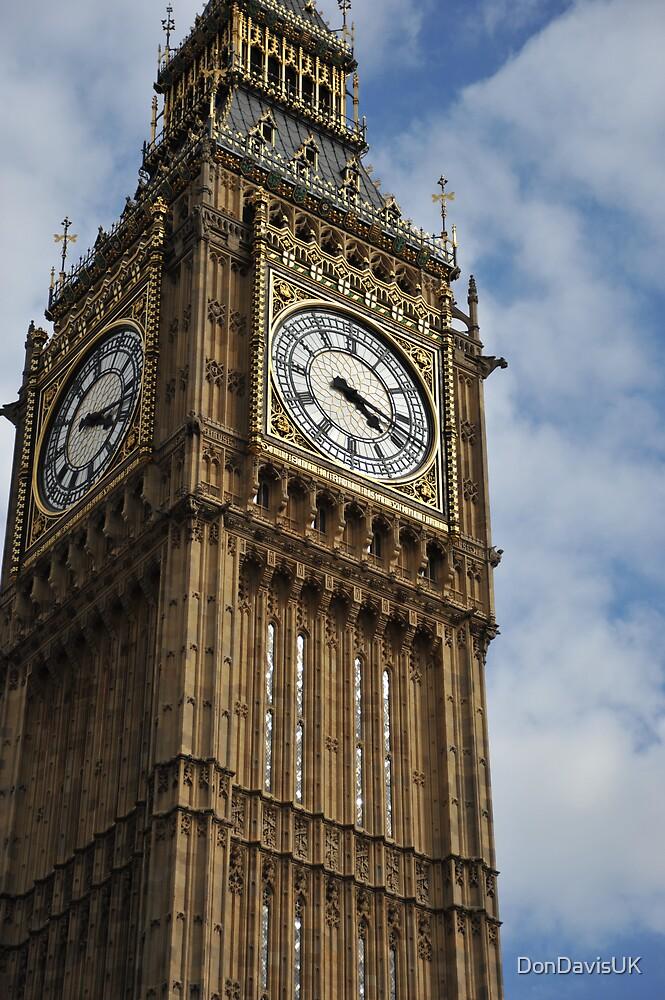 St Stephen's Tower (Big Ben) by DonDavisUK