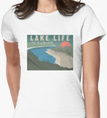 Lake Life Landscape T-Shirt