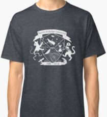 Theoretical Physics university logo Classic T-Shirt