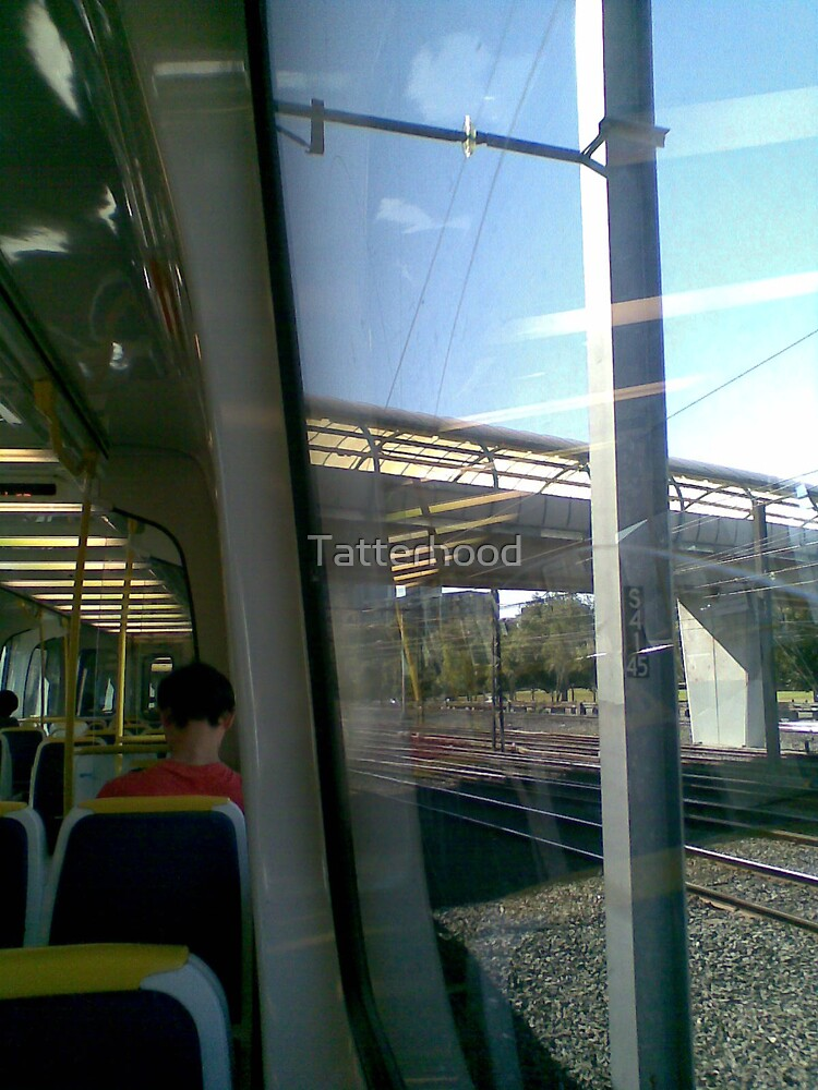 citybound train journey 2 by Tatterhood