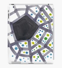 Web abstract iPad Case/Skin