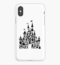 Castle of dreamers iPhone Case/Skin