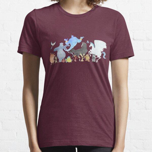 Sidekicks Camiseta esencial
