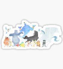 Sidekicks Sticker