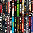 VHS Collection by StudioMarimo