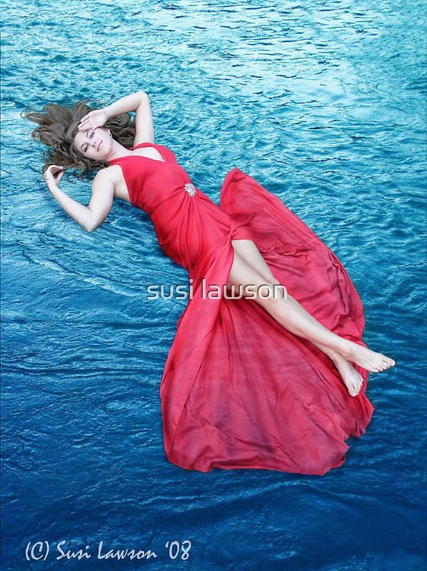Aqua Dreams by susi lawson