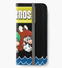 Frog Bros iPhone Wallet/Case/Skin