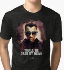 Blade - Vampire Hunter Tri-blend T-Shirt