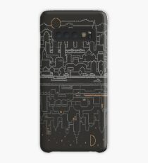 City 24 (Grey) Case/Skin for Samsung Galaxy