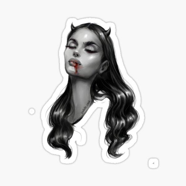 She Devil Sticker