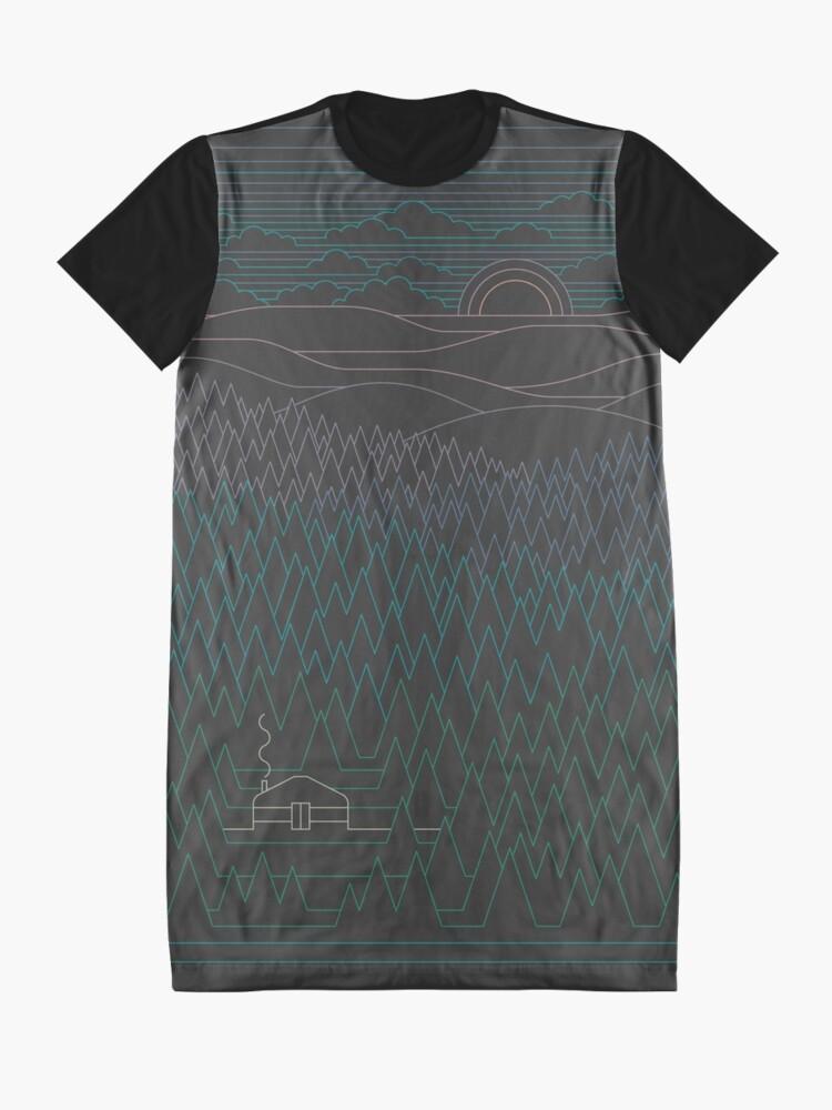Alternative Ansicht von Die kleine Reinigung T-Shirt Kleid