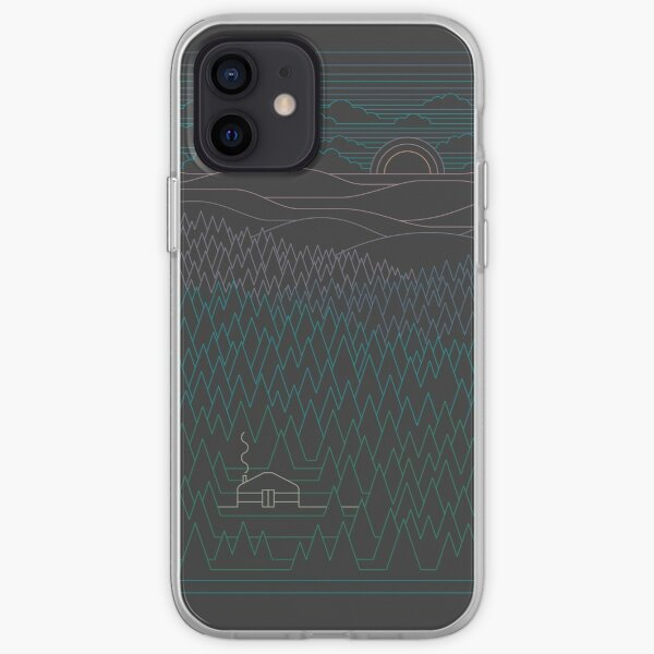 The Little Clearing iPhone Soft Case