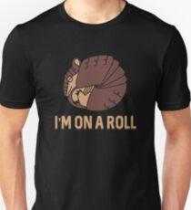I'm On A Roll Armadillo T-Shirt Unisex T-Shirt