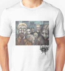 Zombies signed T-Shirt