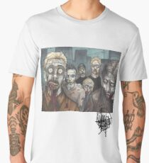 Zombies signed Men's Premium T-Shirt