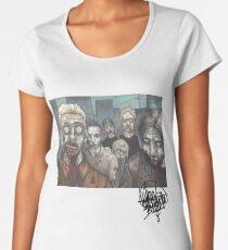 Zombies signed Women's Premium T-Shirt