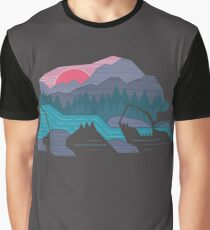Bear Country Graphic T-Shirt