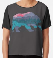 Blusa Bear Country