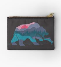 Bear Country Studio Pouch