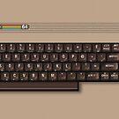 Commodore 64 by ChoccyHobNob
