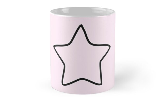 Simple Star  by meetminnie