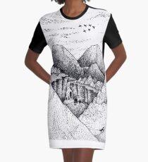 Wild At Heart Graphic T-Shirt Dress