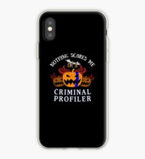 Criminal Profiler iPhone cases & covers for XS/XS Max, XR, X