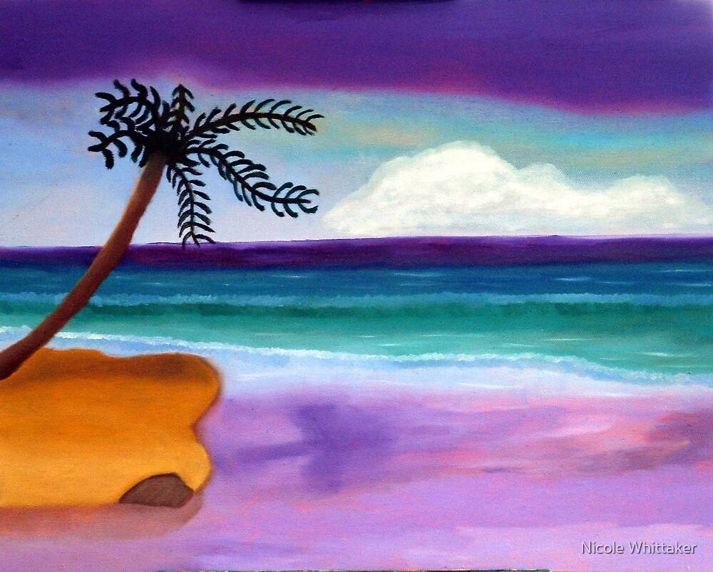 Tropical Dream by Nicole Whittaker