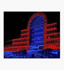 The Crystal Palace Glazed In Classic Exhibition Photographic Print