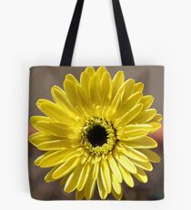 Gerbers Yellow Tote Bag