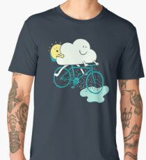 Weather Cycles Men's Premium T-Shirt