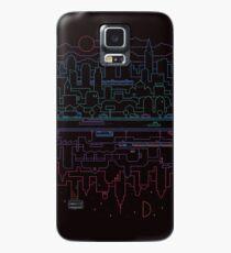 City 24 Case/Skin for Samsung Galaxy