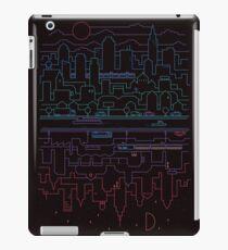 City 24 iPad Case/Skin