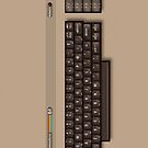 Commodore 64 Phone Case by ChoccyHobNob