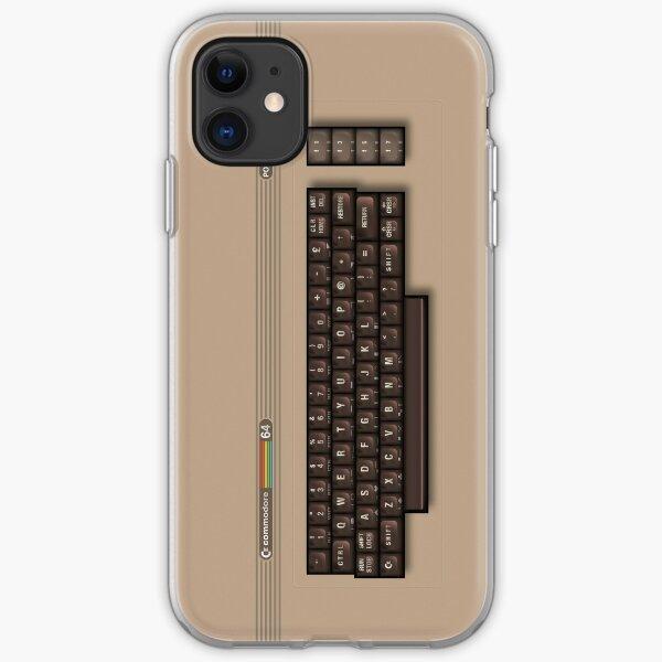 Commodore 64 Phone Case iPhone Soft Case