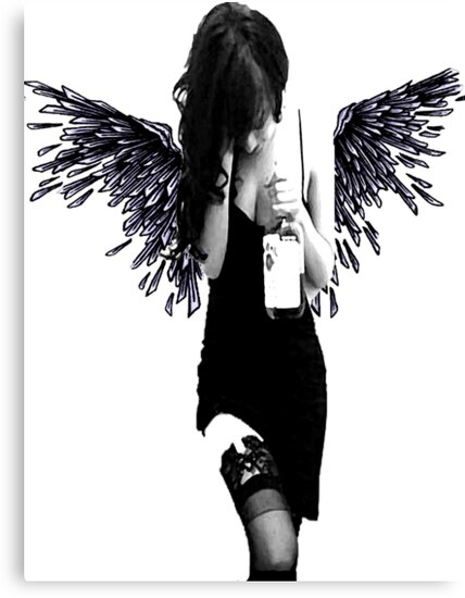 Angel Art by Dirt Tee Shirts .