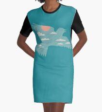 Skylark Graphic T-Shirt Dress
