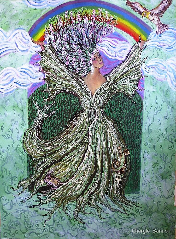 Awakening by Cheryle  Bannon