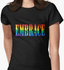 Embrace Women's Fitted T-Shirt