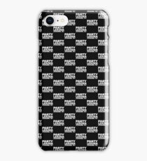 Party Leader Standing By Print iPhone Case/Skin