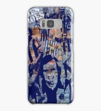 BAGGIES HEROES (WEST BROMWICH ALBION) Samsung Galaxy Case/Skin