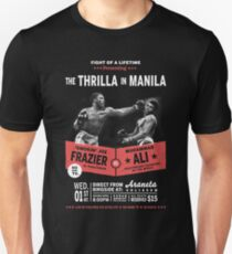 Ali vs Frazier - Thrilla in Manila Unisex T-Shirt