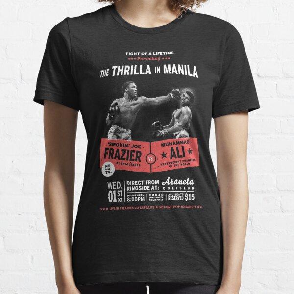 Ali vs Frazier - Thrilla in Manila Essential T-Shirt