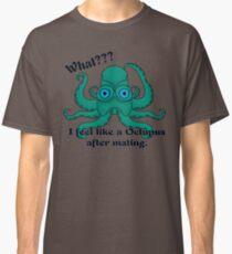 Wahnsinniger Octupus Classic T-Shirt