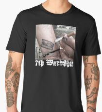 7thWard$hit barbed Wire - SuicideboyS G59 Men's Premium T-Shirt