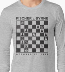 FISCHER v. BYRNE Long Sleeve T-Shirt