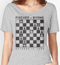 FISCHER v. BYRNE Women's Relaxed Fit T-Shirt