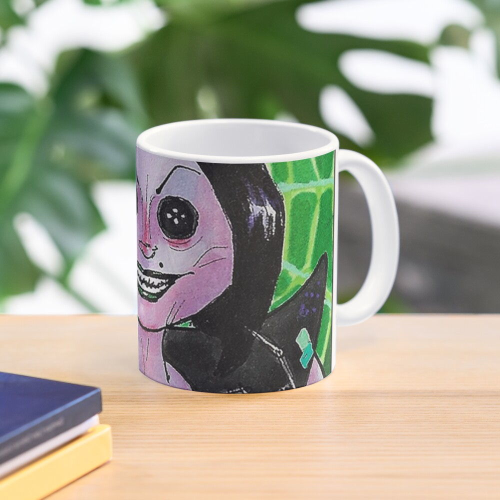 Villain Clans Other Mother From Coraline Mug By Emilytabet Redbubble