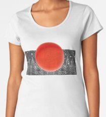 Bodacious Blood Moon Women's Premium T-Shirt
